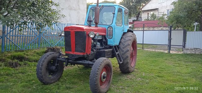 Продам ЮМЗ-6Л 1977