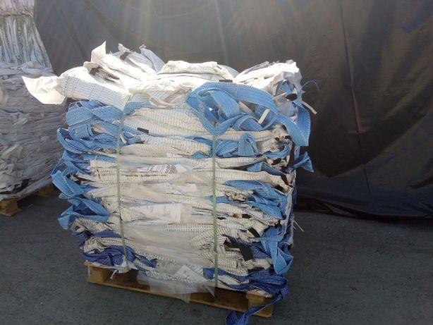 Big Bag BIG BAG WORKI ! 95/95/130 cm Używane,jak nowe