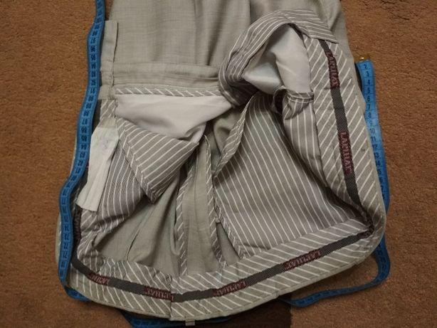 брюки мужские (48-50), светло-серые