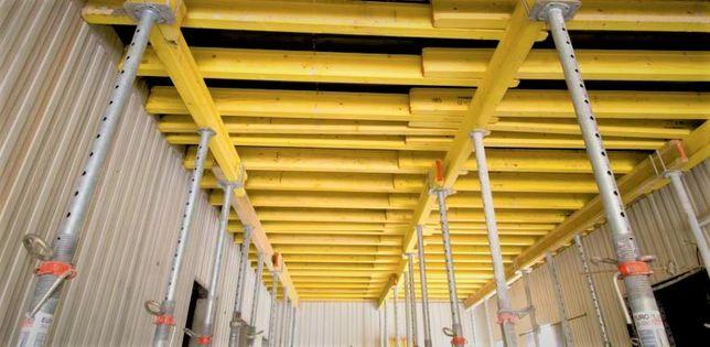 Stemple budowlane, szalunki stropowe,podpory,RUSZTOWANIA