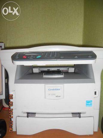Продам лазерный МФУ (ксерокс, сканер, копер)