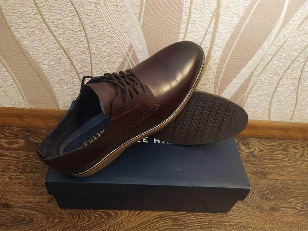 Мужские кожаные Туфли Cole Haan Morris Plain