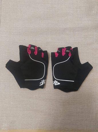 Rękawiczki rowerowe damskie 4f