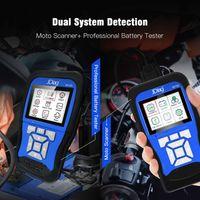 Máq. Diagnostico Motociclos Jdiag-scanner universal  ( Nova )