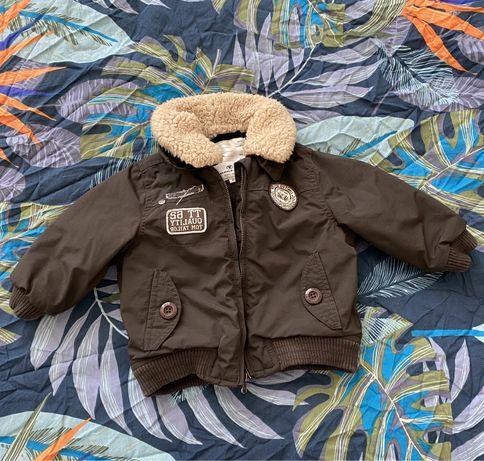 Демизезонная курточка Tom Tailor 68 размер