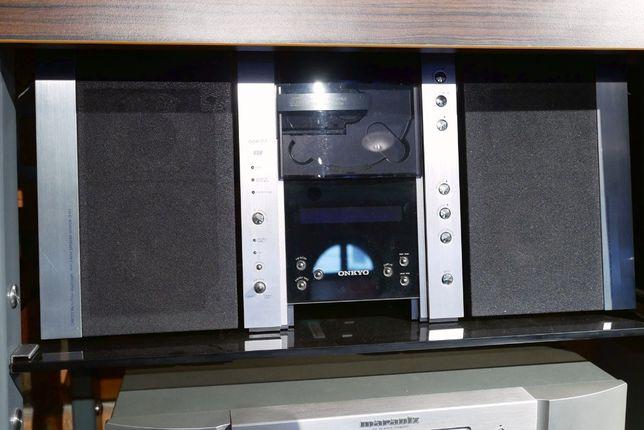 Onkyo HS-N1 - mini wieża stereo (system muzyczny) odtwarzaczem CD