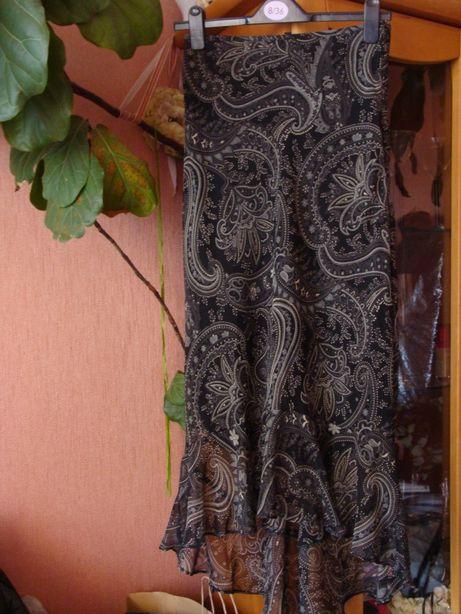 długa spódnica tureckie wzory paisley