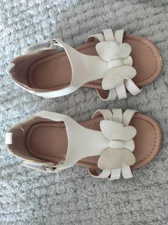 Sandałki roz 25 H&M