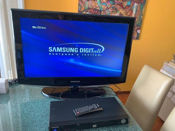 Vendo leitor DVD Samsung com HDMI