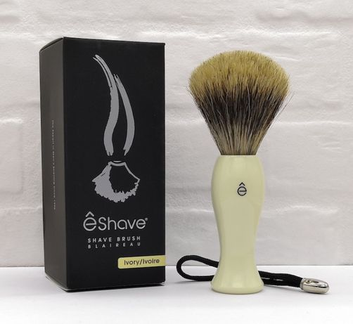 Pędzel do golenia eSHAVE Ivory - NOWY