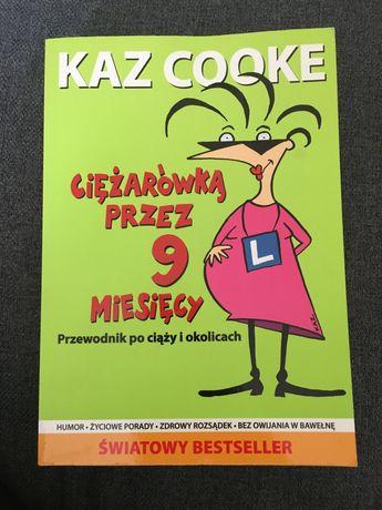 Ciezarowka przez 9 miesiecy Kaz Cooke