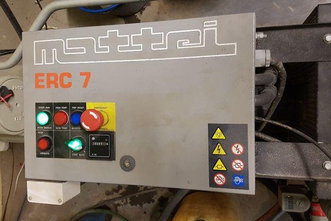 Filtr powietrza oleju mattei ac erc airvane 505, 705 511, 5kW 7,5kW 11