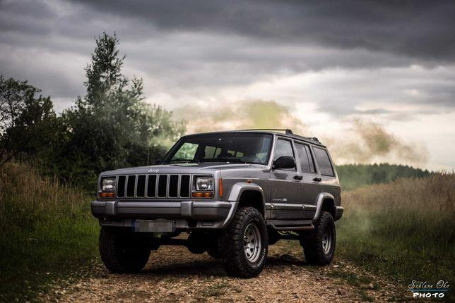 Jeep Cherokee XJ 4x4
