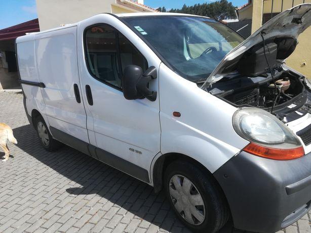 Renault tráfic 1.9 DCI 100cv