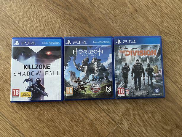 Gry PS4 Zamienie na inne