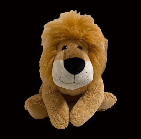 Лев (мягкая игрушка)