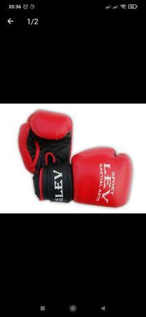 Боксерські перчатки Лев