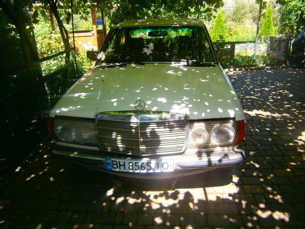 Мерседес кузов 123 1980 года