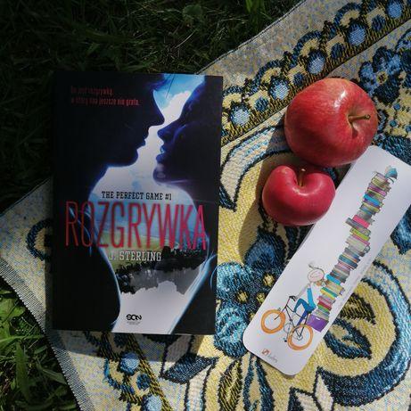 "J. Sterling ""The Perfect Game (tom 2) Rozgrywka"""