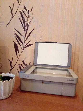Принтер Epson CX3500 - нуждается в ремонте
