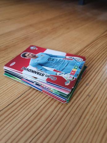 Wymienię lub sprzedam karty Uefa Euro 2020