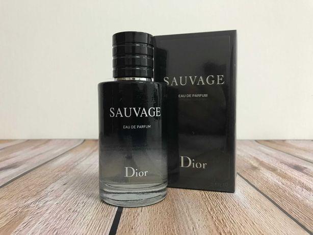 Мужские духи Christian Dior Sauvage 100ml парфюм Кристиан Диор Саваж