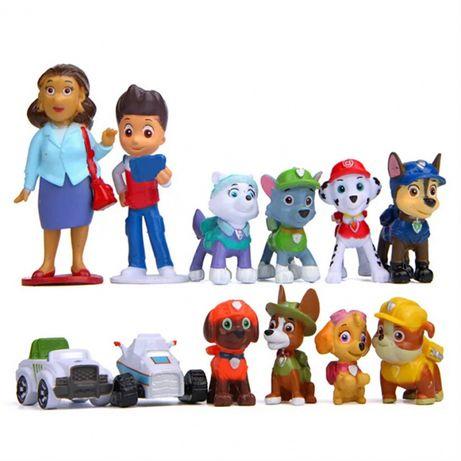 PSI PATROL zestaw figurek figurki PSI PATROL