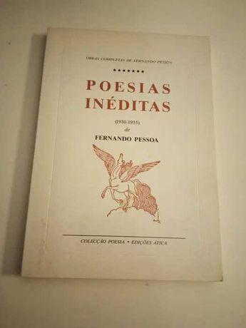 Poesias Inéditas (1930 / 1935), de Fernando Pessoa