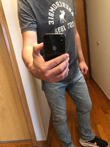Levi's 501 jeansy vintage styl lat 90 rozmiar 32;30