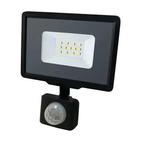 Прожектор уличный светодиодный с датчиком движения  biom 10w 20w 30w