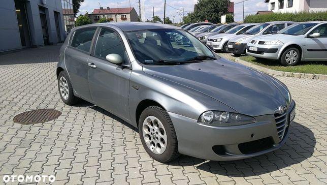 Alfa Romeo 147 1.6 105KM LPG! Klimatyzacja! Polift!