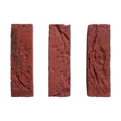 Incana Arnhem Rosso czerwona cegła lico