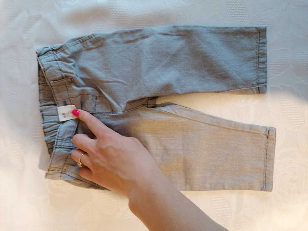 Spodnie H&M r. 68