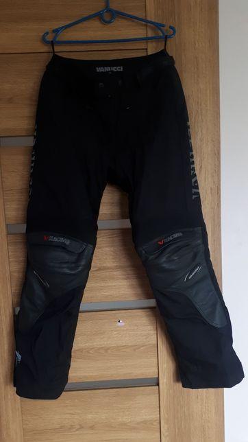 Spodnie motocyklowe Vanucci kurtka Berik