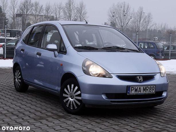 Honda Jazz Klimatyzacja 1.4 Benzyna Długo Opłaty