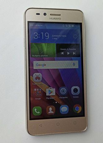 Продам huawei Y3ii gold андроид отличный рабочий