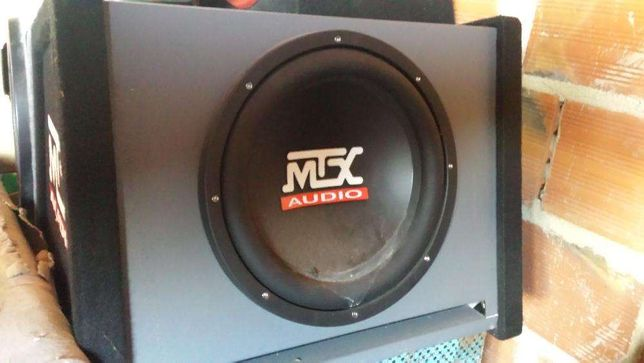 Subwoofer mtx 800watts