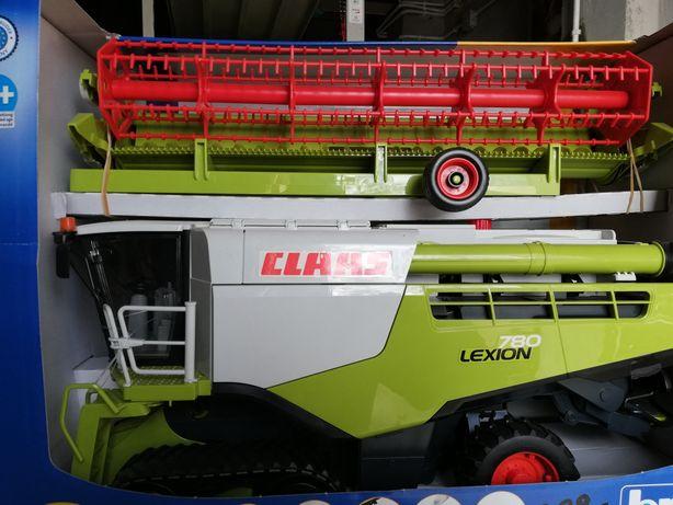 Claas Lexion 780 terratrack nowy Bruder