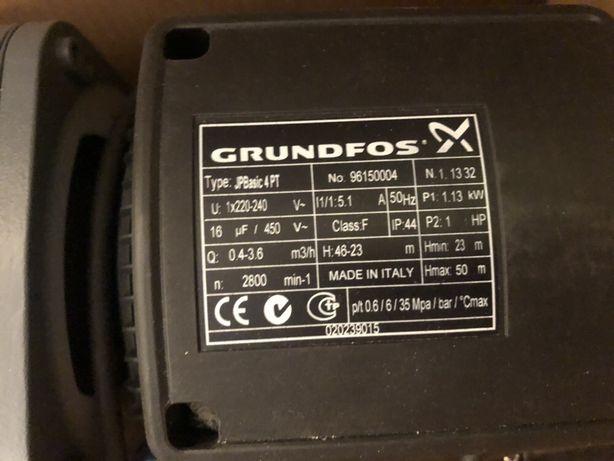 Насосная станция Grundfon basic 4 pt