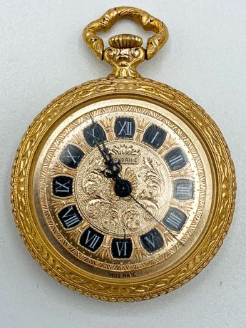 Relógio bolso Mondaine corda manual