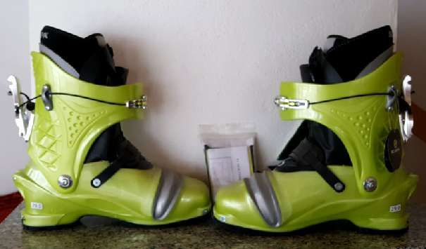 Buty Skiturowe Scarpa F1 (Testowe)