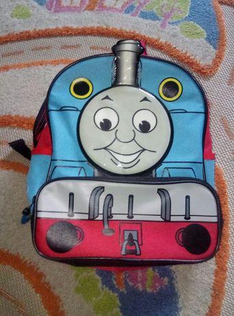 Plecak z bajki  Thomas