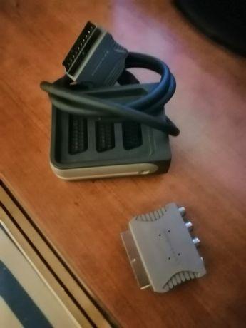 Cabos HDMI e cabos para PC