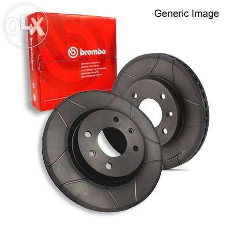 Тормозные диски и колодки на FORD Focus, Fiesta, Fusion, Mondeo, Kuga