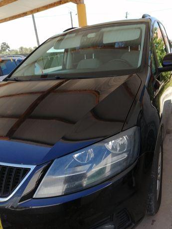 Seat Alhambra Monovolume 2.0 TDI STYLE DGS