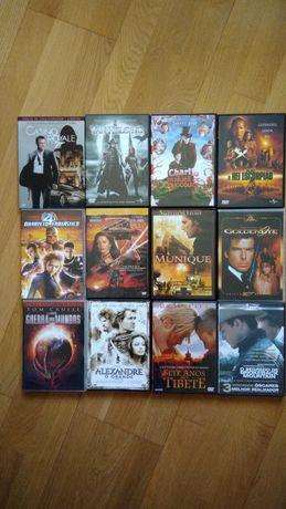 53 Filmes em DVD