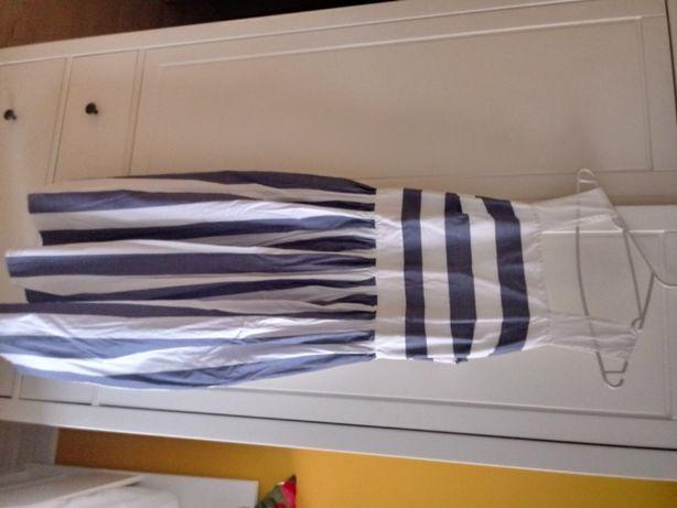 sukienka COS 42 w pasy