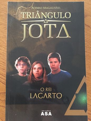 Triângulo Jota - O Rei Lagarto