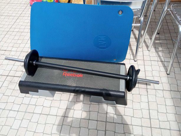 Kit de body Pump  usado