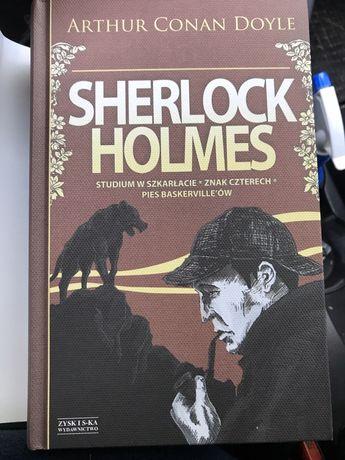 Książka Sherlock Holmes